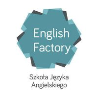 graficzny link - logo English Factory